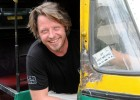 Charley Boorman will explore South Africa by motorbike in the new travel TV series