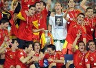 Spain won the trophy in 2008