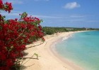 The beaches of the Caribbean
