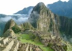 The goal: Macchu Picchu