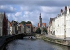The historic city of Bruges