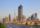 The JW Marriott Marquis Dubai is the tallest hotel in the world