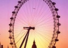 The London Eye won the world's leading visitor attraction award