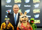 The Muppets are guiding families around NYC