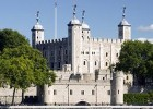 The Tower of London, the UK's top destination