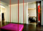 This vibrant five-star design hotel has an enviable position in the heart of Milan's commercial district