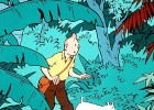 Tintin has inspired adventure holidays in India, Egypt and Jordan