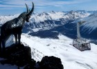 Winter holiday ideas in St Moritz