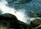 Zambia is famous for the Victoria Falls