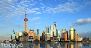 Shanghai is a city with bags of eastern promise (photo: Thinkstock)