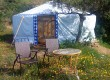 Alora Yurts is situated in southern Spain