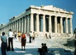Athens is packed full of historic sites.