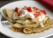 Brits enjoy thin crepe-style pancakes on Shrove Tuesday