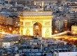 See the Arc de Triomphe in Paris