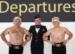 Stavros Flatley attended the new flight launch