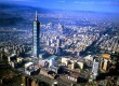 Taipei 101 towers above the city (photo: Huang XiaoSi)