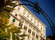 The hotel offers luxury in the heart of Milan