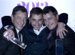 The Roca brothers collect their award The World's Best Restaurant 2013
