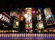 The Rockettes take the stage for the Radio City Christmas Spectacular