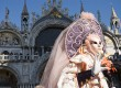 The Venice Carnival is one of the most famous in Europe