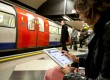 Will you be using the free WiFi on the tube?
