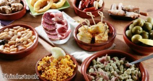 Granada is famous for its tapas scene
