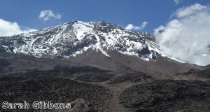 In 2012 I managed to reach the summit of Mt. Kilimanjaro