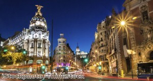 Madrid is famous for its art collections