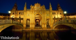 Seville is one of the most romantic cities in the world