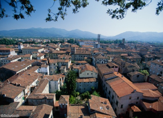 A guide to historical Lucca