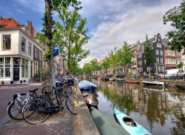 Amsterdam is the Venice of the North