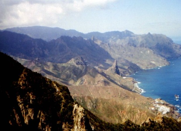 Anaga Mountains