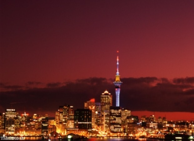 Auckland: a great New Zealand cruise stop