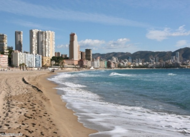 Benidorm is a great place for a family break