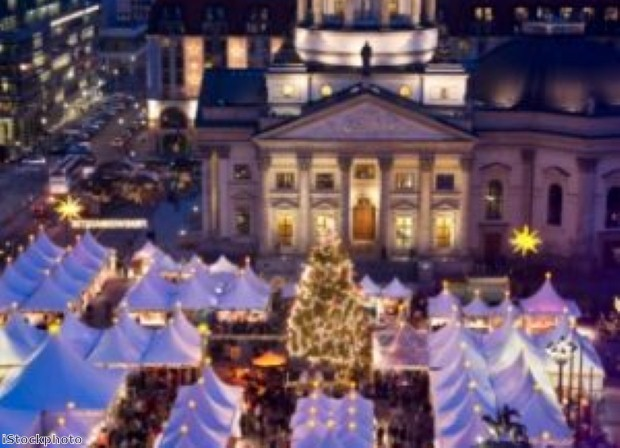Berlin has dozens of Christmas markets