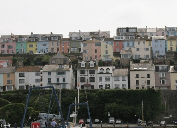 Brixham is a lovely seaside resort