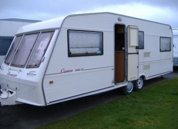 Caravans offer highly affordable holidays