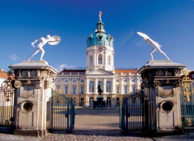 Berlin's Charlottenburg Palace is a great place to perform