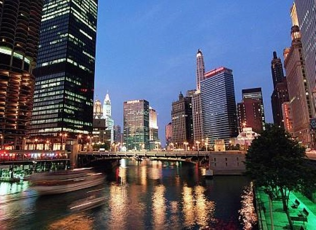 Chicago is a great holiday destination