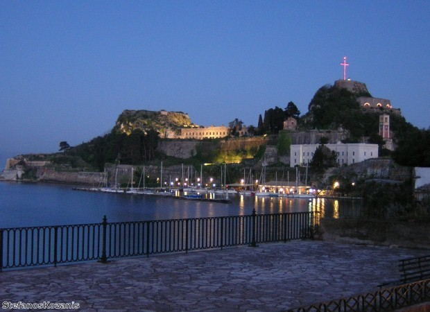 Corfu has many interesting historical sites