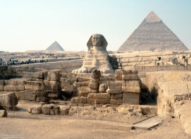 Visit the Pyramids on holiday in Egypt