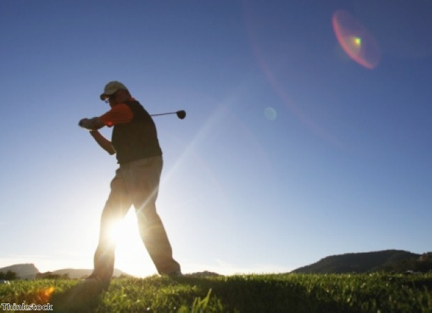Enjoy a spot of golf in Pembrokshire