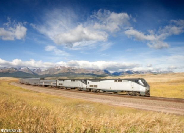 Enjoy an epic America rail holiday adventure