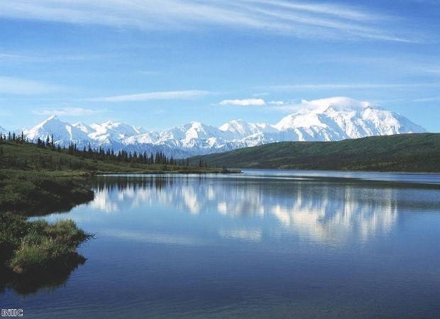 Experience an Alaska adventure holiday at the Denali National Park