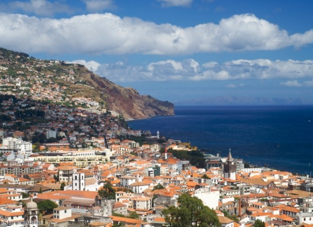 Funchal is a good base for Madeira holidays