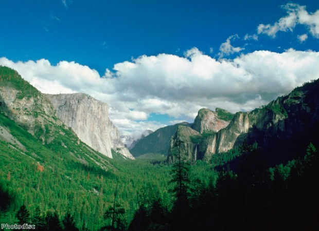 Get active on a holiday to Yosemite