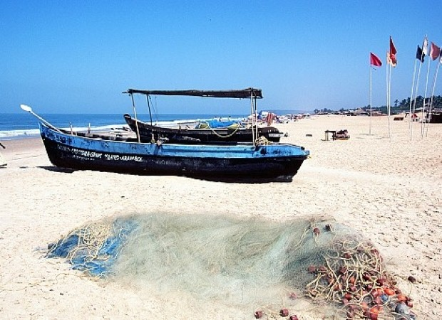 Goa is renowned for its stunning beaches