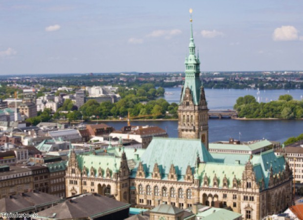 Hamburg: an educational school trip location