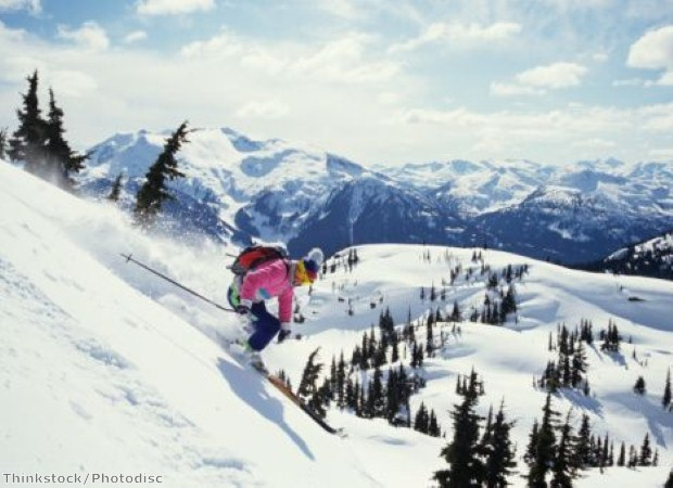 Heli-skiing in Whistler will be fantastic