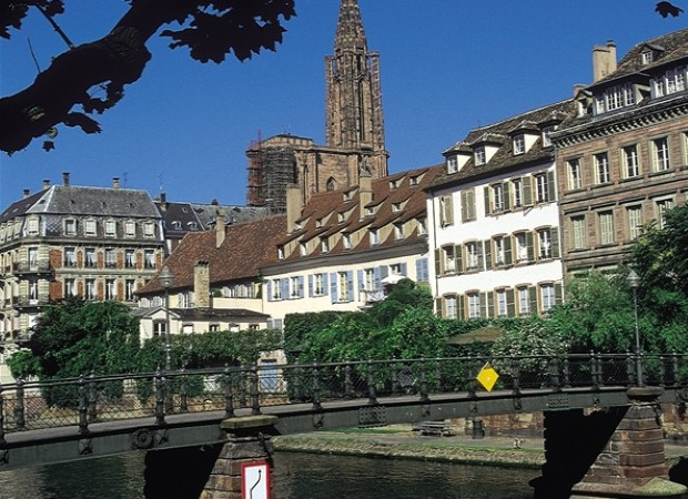 History students will find lots to interest them in Strasbourg